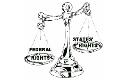 States' Rights vs. Federal Authority (Discussion) - The American Civil War